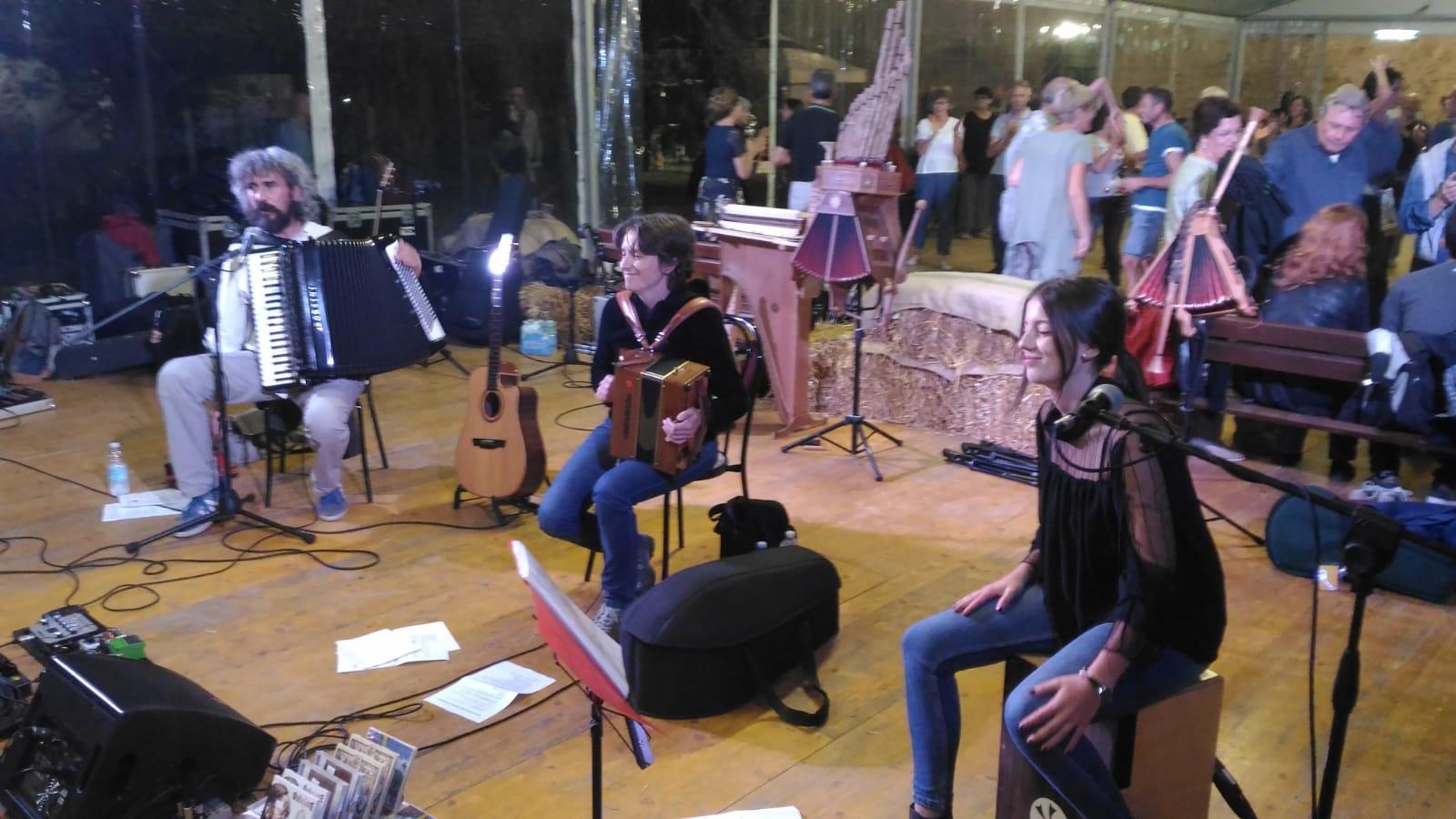foto QuBa Libre - Simonetta Baudino, Giuseppe Quattromini, Michela Giordano